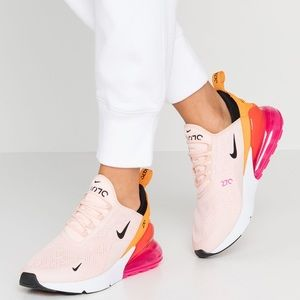 """Nike Airmax 270 in """"Washed Coral"""" 6.5W"""
